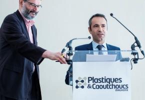 PLASTIGRAY - Plasturgiste de l'année 2017