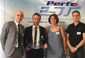 PLASTIGRAY Trophée de la Performance PerfoEst 2015